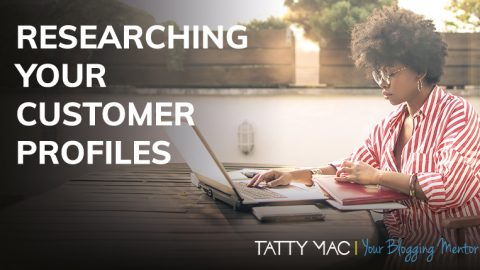 Researching your customer profiles